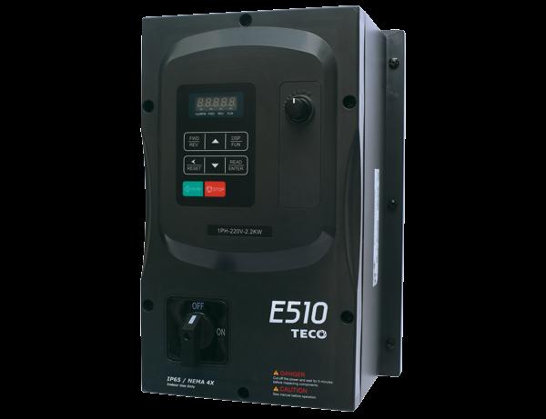 Serie E510s - Drives de control